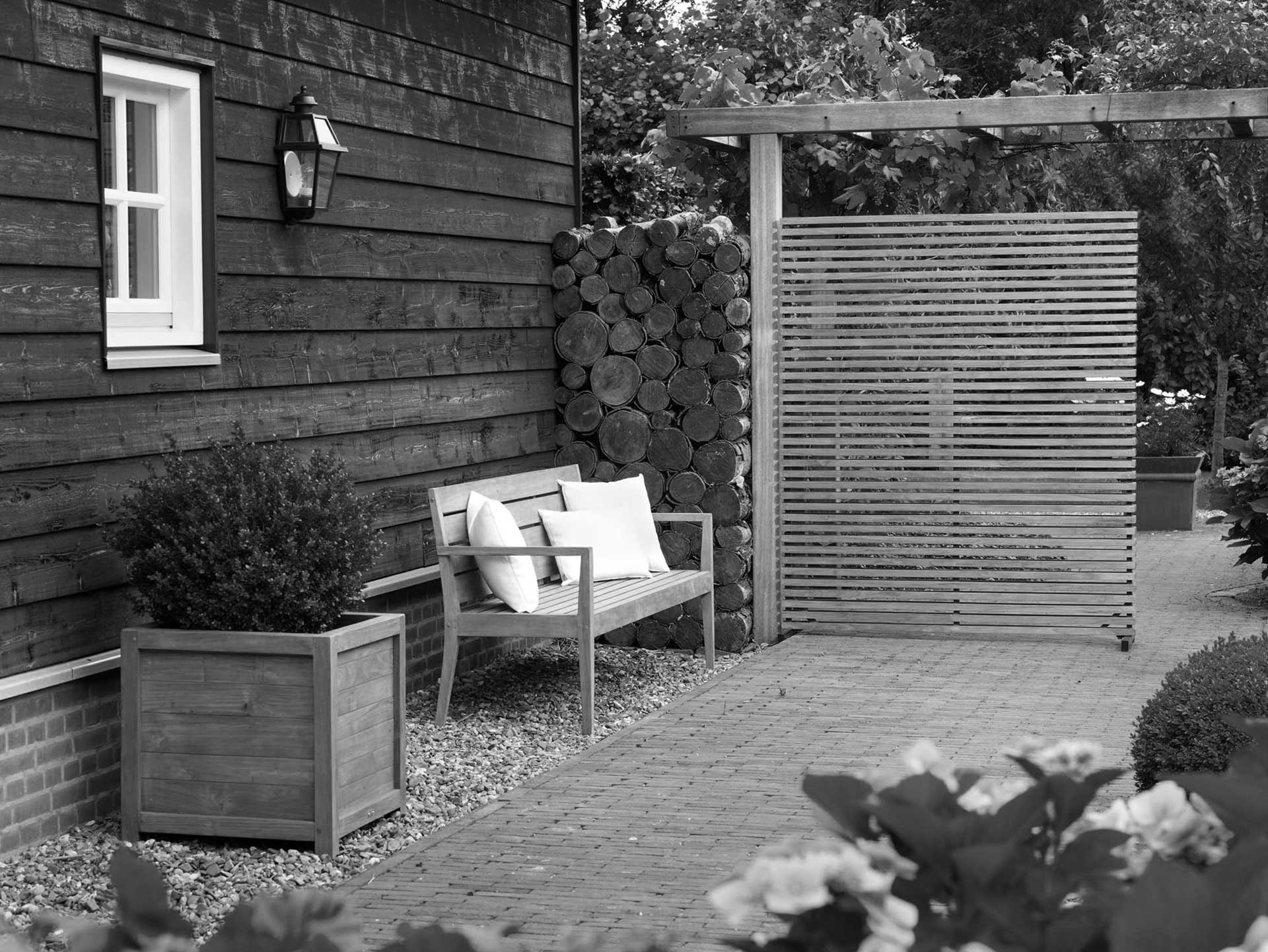 Luxe collectie tuinmeubelen, lounge sets, tafels, banken